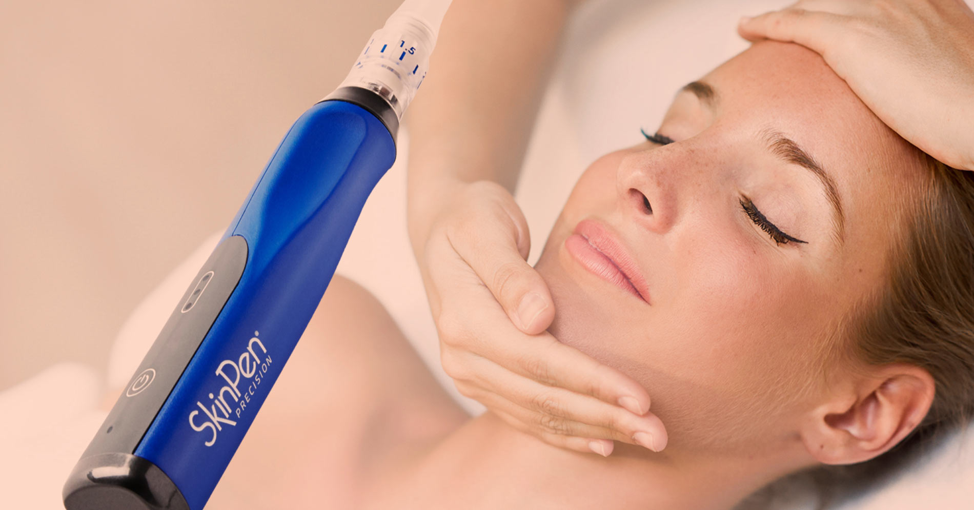 Introducing our new SkinPen at Pure Dermatology. Purchase a package of 3 treatments (face) and receive 3 neck treatments FREE! Package savings: $275.00.